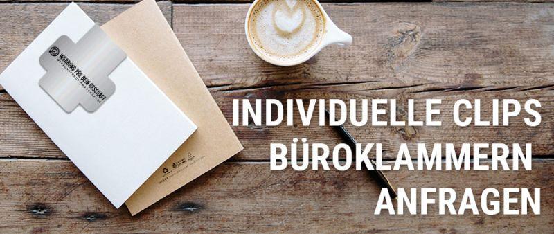 Individuelle Buroklammern Und Clips Ein Must Have Im Buro