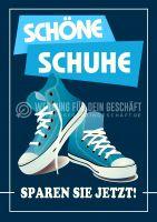 Schöne Schuhe Poster