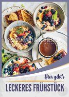 Leckeres Frühstück Plakat | Werbeschild für dein Geschäft
