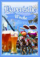 Bayerische Woche Poster | Werbeposter für Veranstaltungen