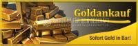 3:1 | Goldankauf Poster | Sofort Geld in Bar! | 3 zu 1 Format