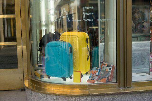 Koffer und Trolleys werden gerne als Werbegeschenk angenommen