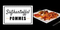 2:1 | Süßkartoffel Pommes Poster | Plakat auch in DIN A 3 | 2 zu 1 Format