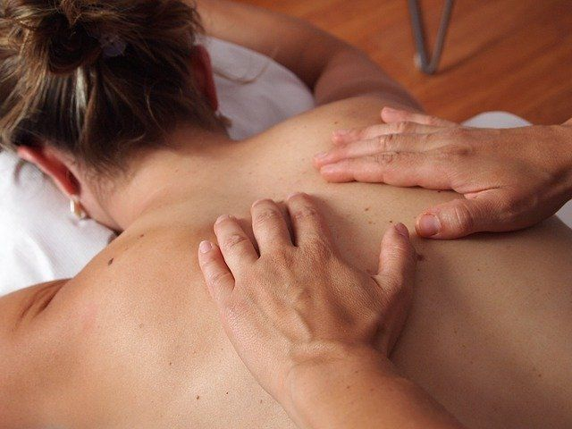 Wellness Massage Werbeartikel