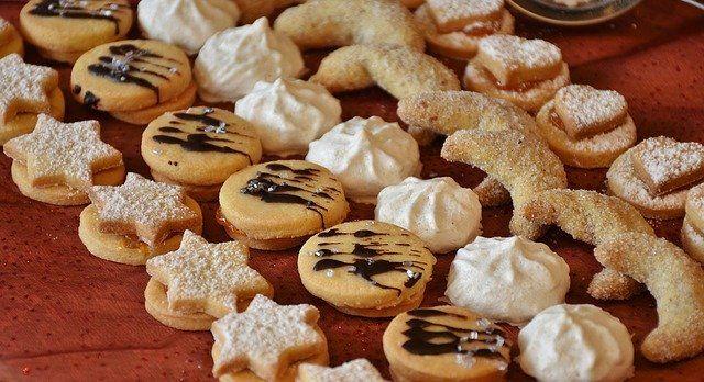 Kekse und Gebäck als Streuwerbemittel