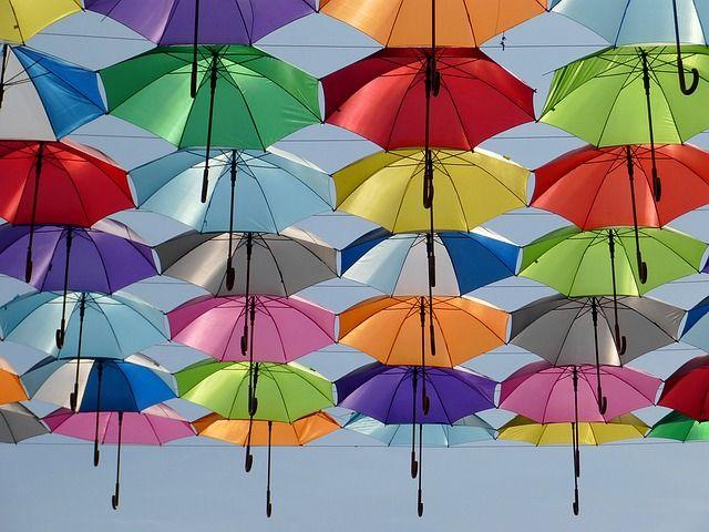Regenschirme sind das optimale Werbegeschenk für Freizeit und Outdoor