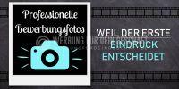 2:1 | Bewerbungsfotos Plakat | Werbebanner für Fotogeschäft | 2 zu 1 Format
