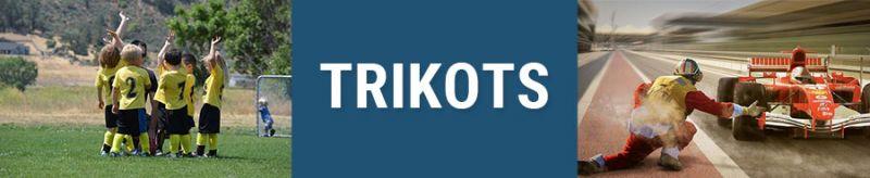 Banner für Trikots
