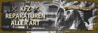 3:1 | KFZ Reparaturen aller Art Poster | Zu super Preisen! | 3 zu 1 Format