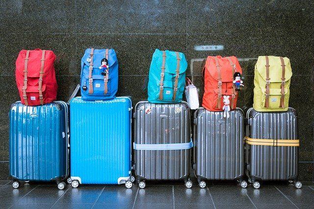 Taschen und Gepäck als Werbegeschenk