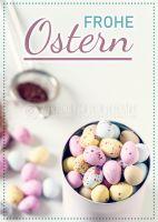 Frohe Ostern Poster | Werbeplakat drucken lassen