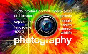 Fotografie und die verschiedenen Arten