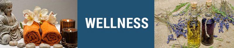 Banner für Wellness