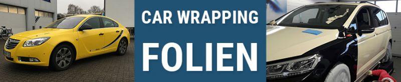 Car Wrapping Folie kaufen + die besten Tipps