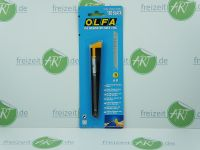 OLFA 180 BLACK Graphic Cutter | Cuttermesser | Metallgriff verpackt
