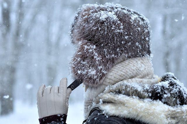 Mit Smartphone Handschuhen bleiben die Hände auch im Winter warm