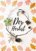 Der Herbst Poster | Werbetafel für Herbst