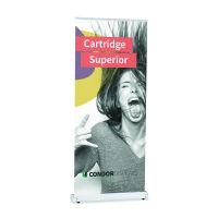 Roll-Up Cartridge superior | Roll-Up Banner