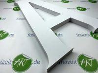 3D - Hartschaumbuchstaben | PVC-Buchstaben | Integralschaum | 19mm stark