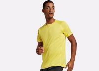 Sport T-Shirt Männer inkl. einfarbigem Druck