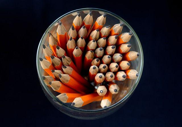 Bleistifte als Streuwerbemittel