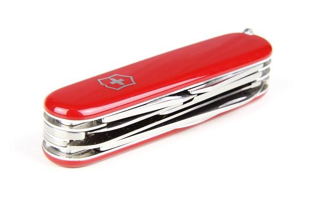 Taschenmesser als Werbeartikel für deine Kunden