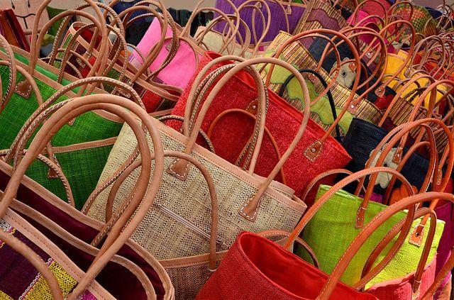 Shopper Taschen für die Einkäufe als Werbeartikel