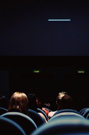 Kino mit Publikum