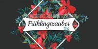 2:1 | Frühlingszauber Poster | Werbetafel für den Frühling | 2 zu 1 Format