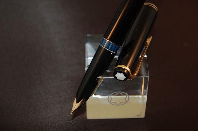 Füller als Geschenk